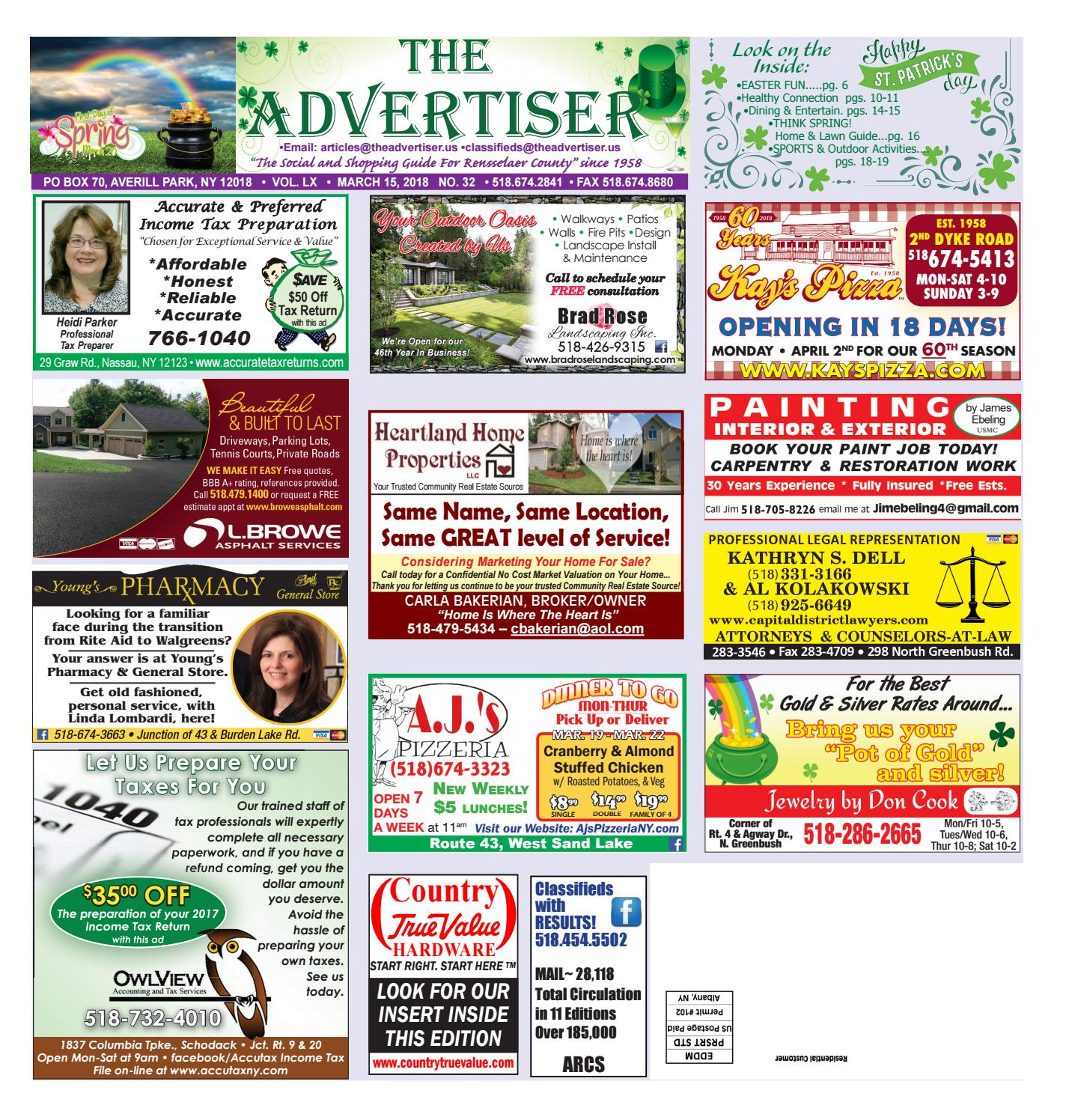 Advertiser South 031518