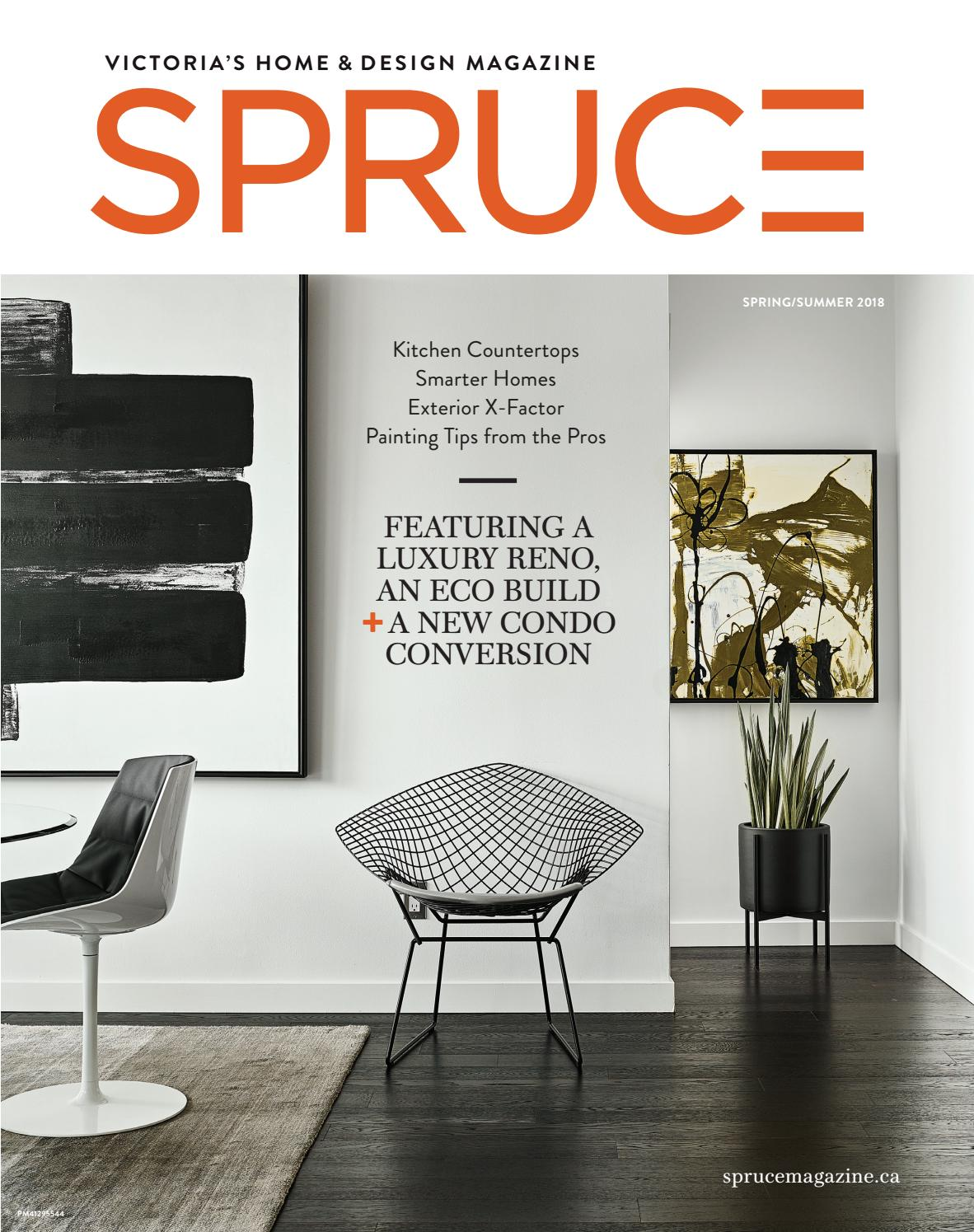 1268f8d6ee Spruce magazine by Page One Publishing - issuu