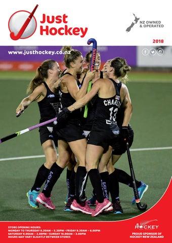 7c45526612 Just Hockey Catalogue 2018 by CHHL Marketing - issuu