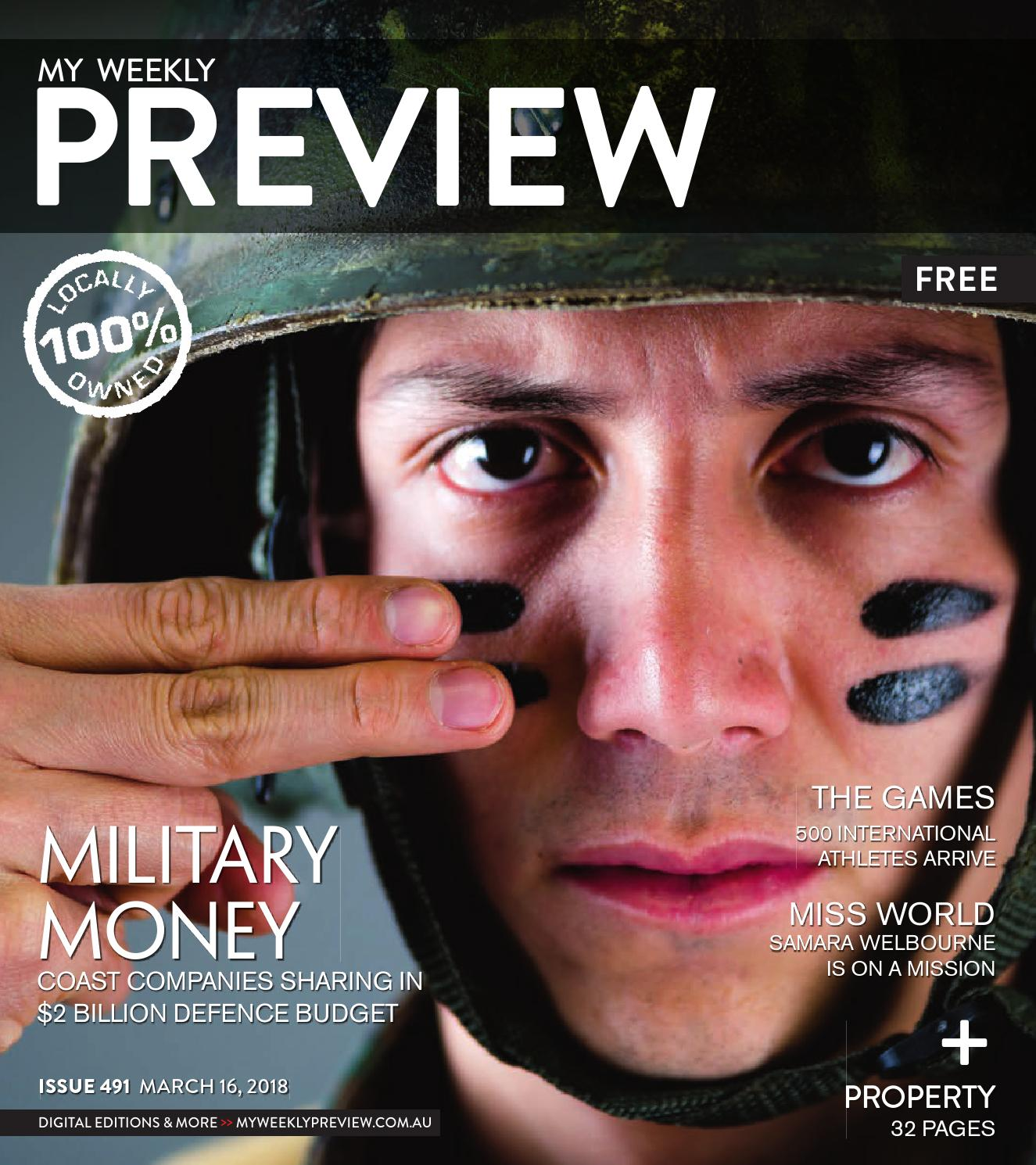 My Weekly Preview Issue 491 by My Weekly Preview - issuu