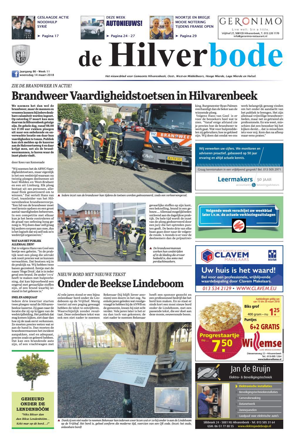 f6befd494aa De Hilverbode 14-03-2018 by Uitgeverij Em de Jong - issuu