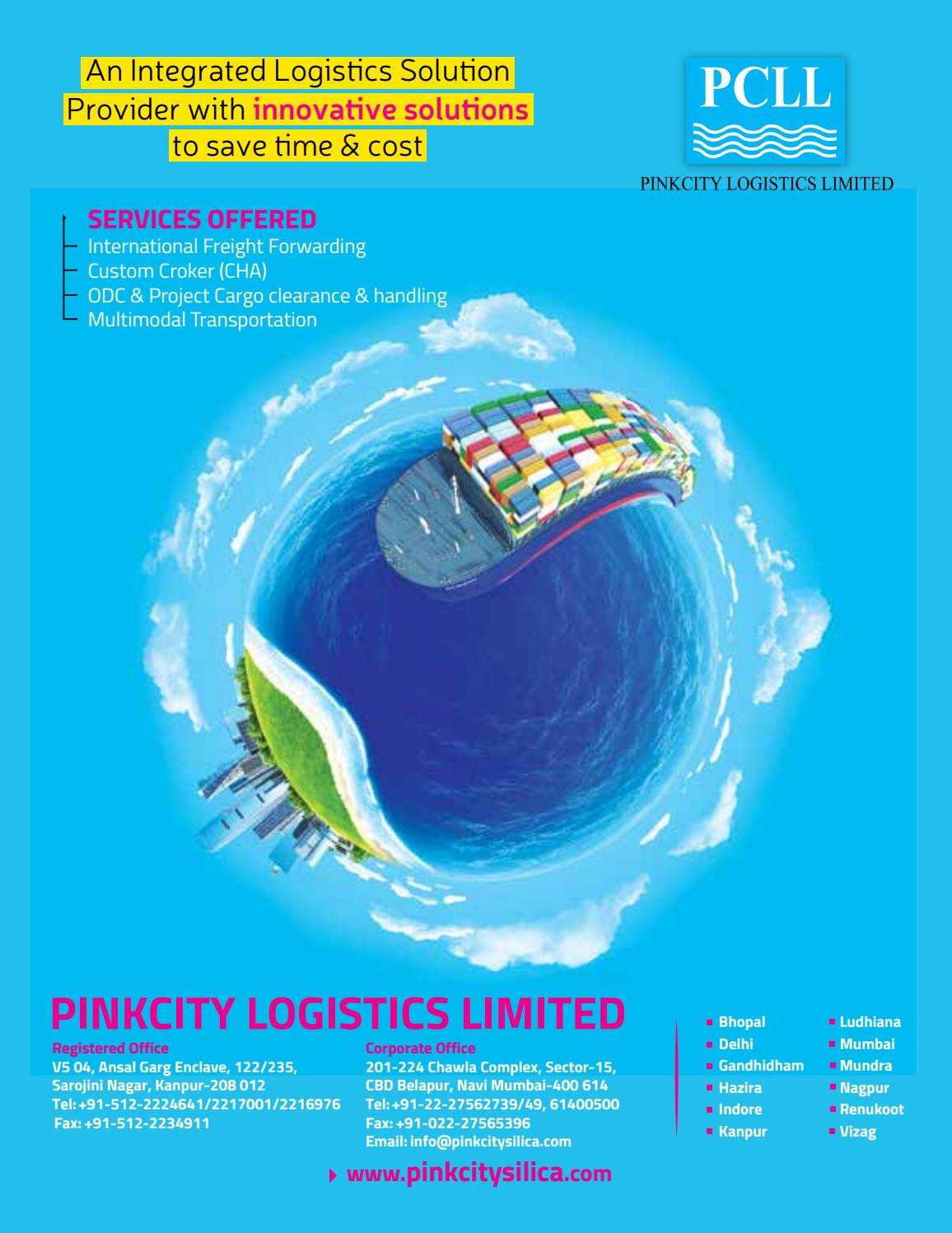 CARGOCONNECT March 2018 by Surecom Media - issuu