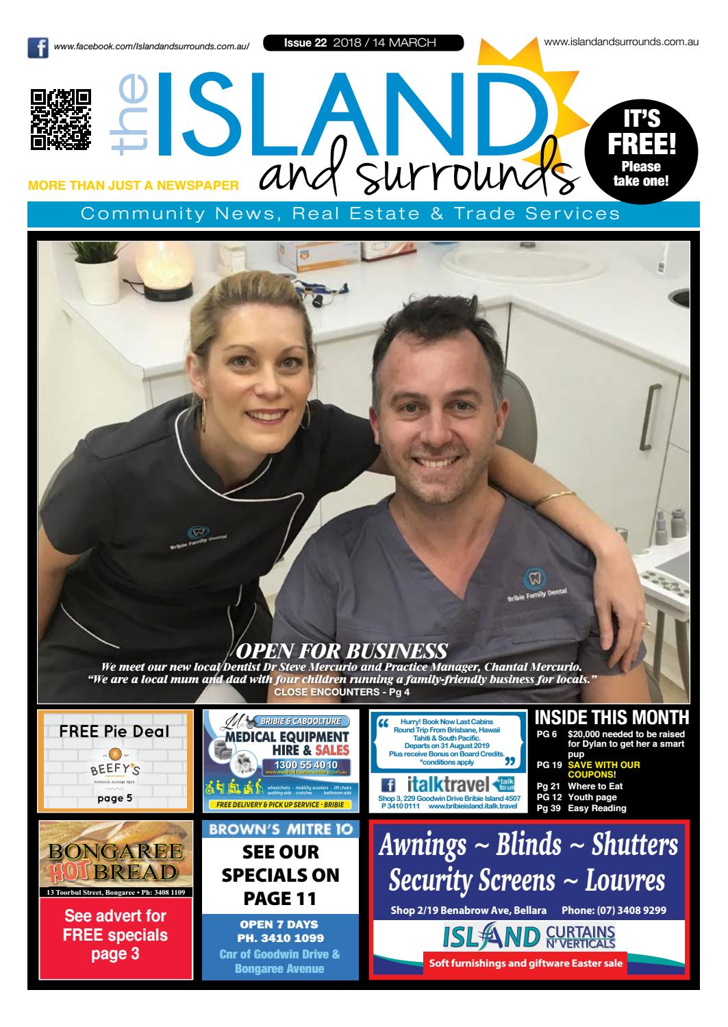 Island And Surrounds Community Newspaper Issue 22 By