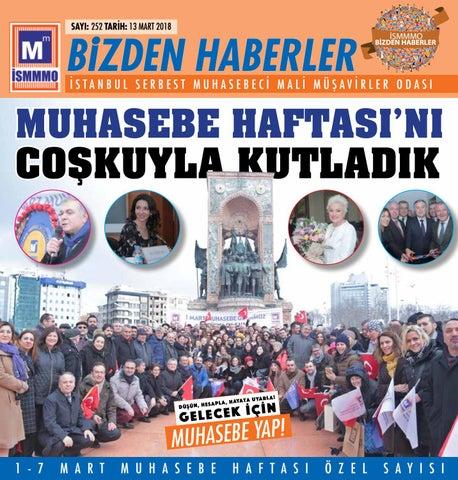 BIZDEN HABERLER SAYI 252 TARH 13 MART 2018