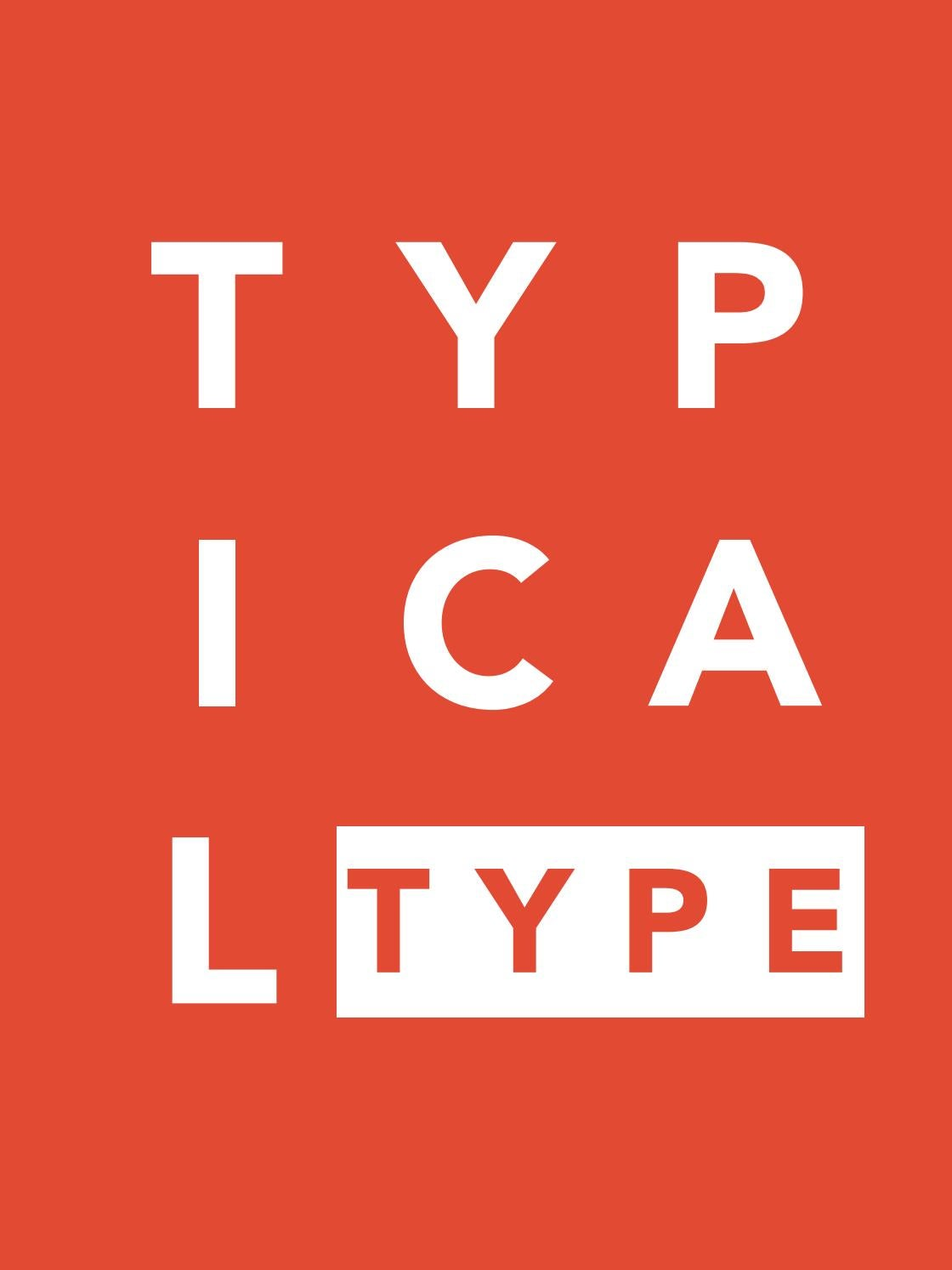 Typical Type by briana nora - issuu