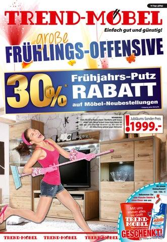 Trend Mobel Markt By Markische Onlinezeitung Issuu