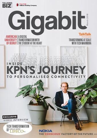 March 2018 Magazine Edition   GigaBit