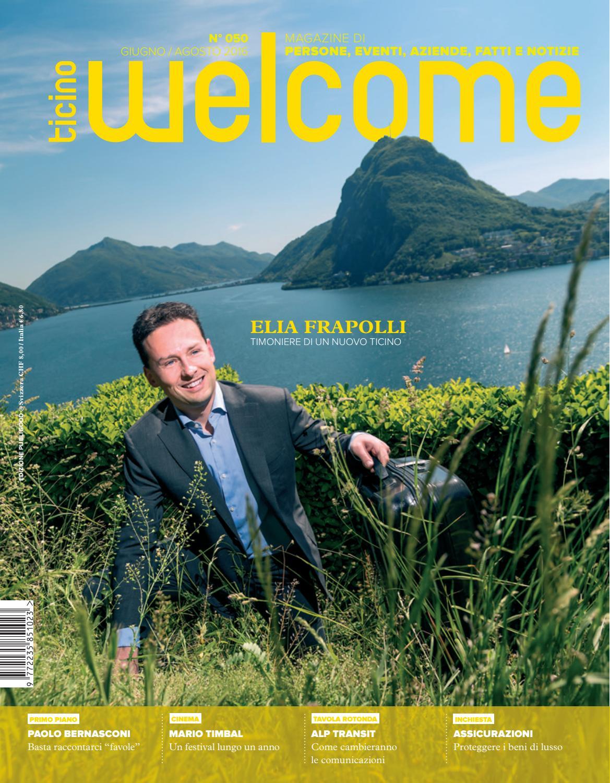 Ticino Welcome N° 50 by Ticino Welcome - issuu 68bff6359b5