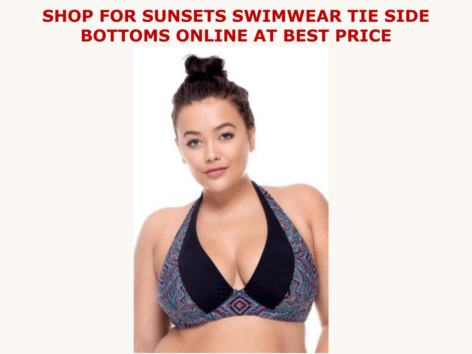 d146c9d866 Get All New Collection of Aerin Rose Swimwear at Discounted Price ...