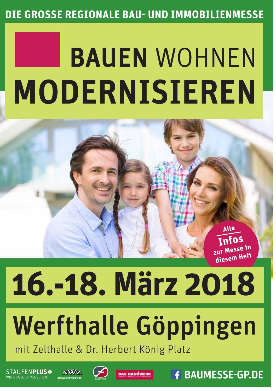 Bauen-Wohnen-Modernisieren 2018 by Staufen Plus - Agentur für ...