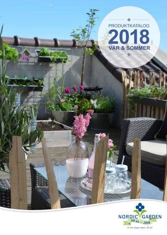 01c83c10a Nordic Garden Produktkatalog 2018 by Nordic Garden - issuu