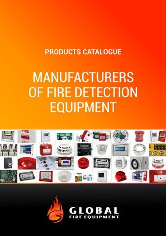 06d22049a GFE Catalogue 2018 by Global Fire Equipment S.A. - issuu
