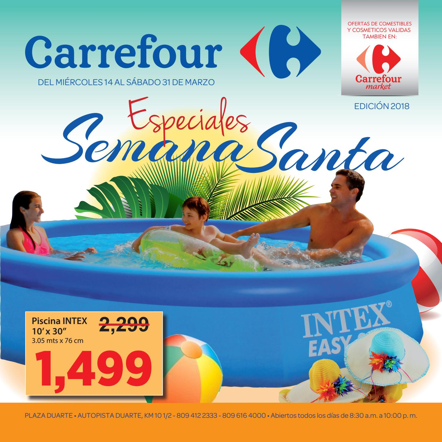 Semana Santa Carrefour By Carrefourrd Issuu