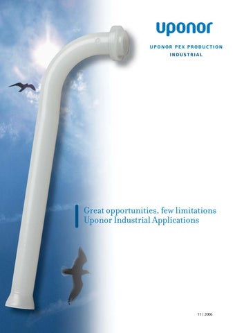 Uia 11 2006 great opportunities by Uponor Sweden - issuu
