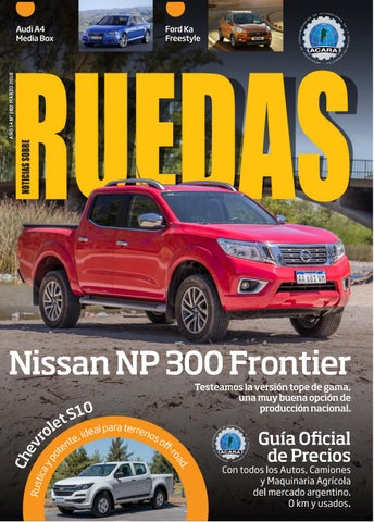 31331548f7a Noticias Sobre Ruedas Nº 180 by Noticias Sobre Ruedas - issuu