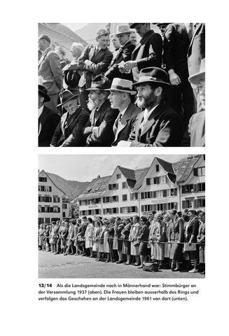 Page 16 of Die Glarner Landsgemeinde: Geschichte, Gegenwart, Zukunft