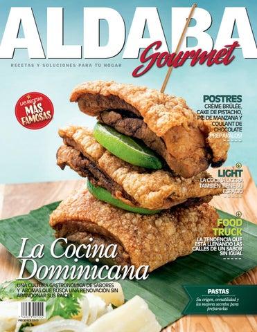 Aldaba Gourmet La Cocina Dominicana by Listín Diario - issuu