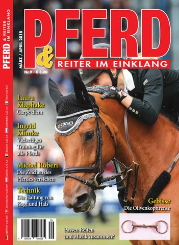 Pferd & Reiter im Einklang n. 9 by Cavalli & Cavalieri Campioni - issuu