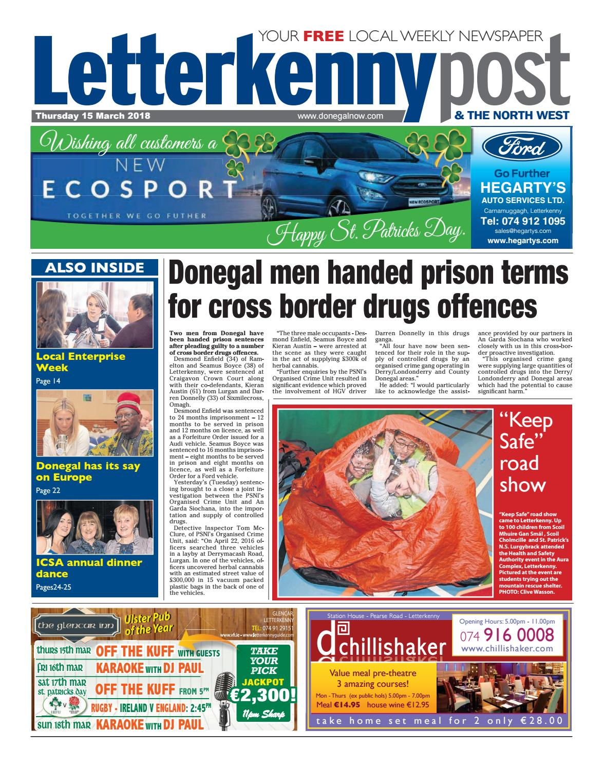 ab43043db47a0 Letterkenny post 15 03 2018 by River Media Newspapers - issuu