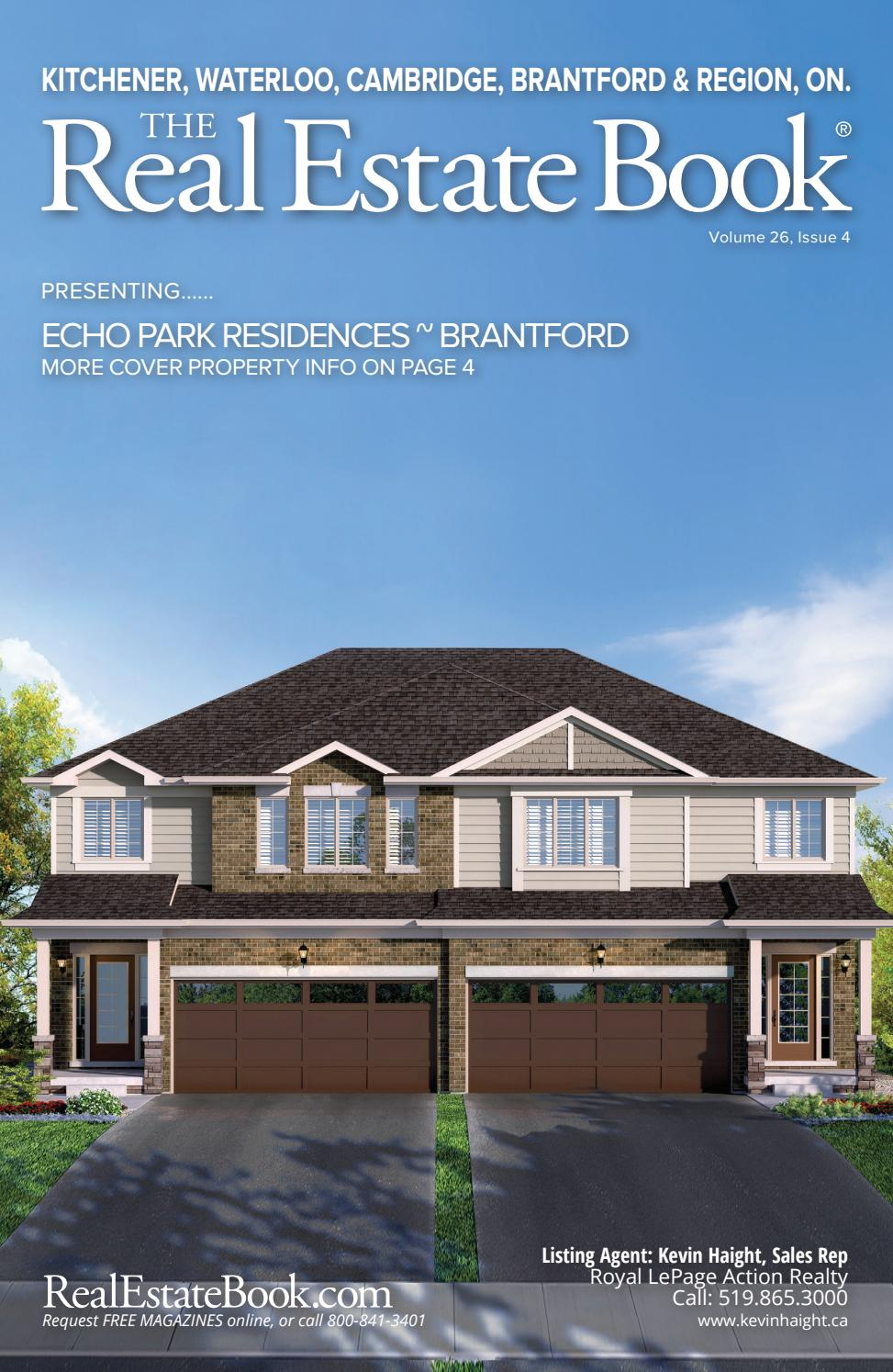 Ebook87731 26 04 by The Real Estate Book of Kitchener Waterloo - issuu
