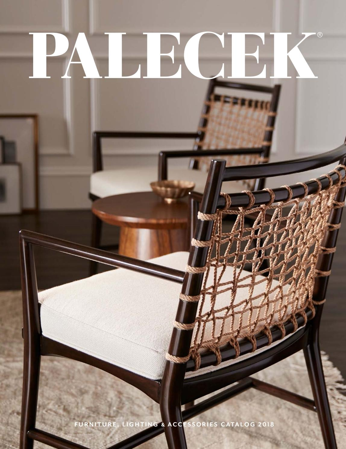 Picture of: Palecek 2018 Furniture Accessories Catalog By Palecekdesign Issuu