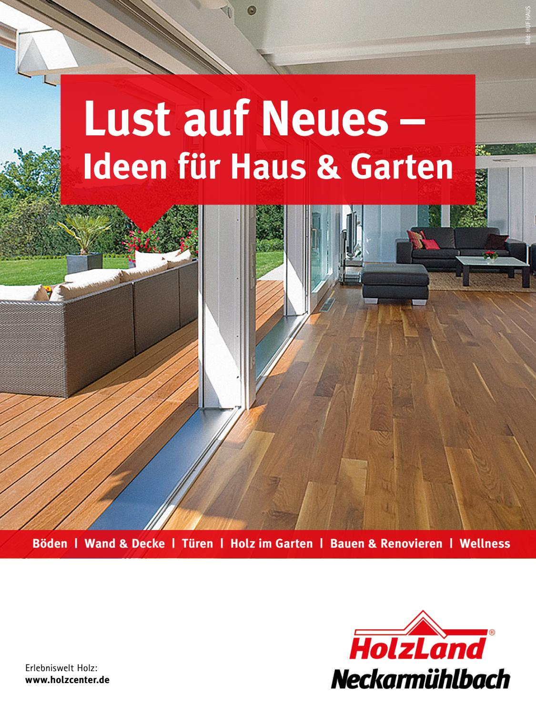Holzland Neckarmuhlbach 2018 By Kaiser Design Issuu