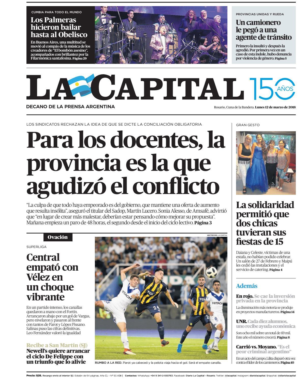 11 03 2018 diario by lacapital6 - issuu 8f566f1a8f0d6