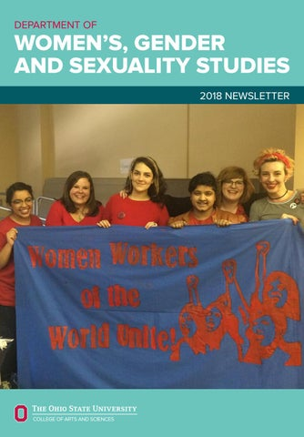 Womens gender and sexuality studies ohio state