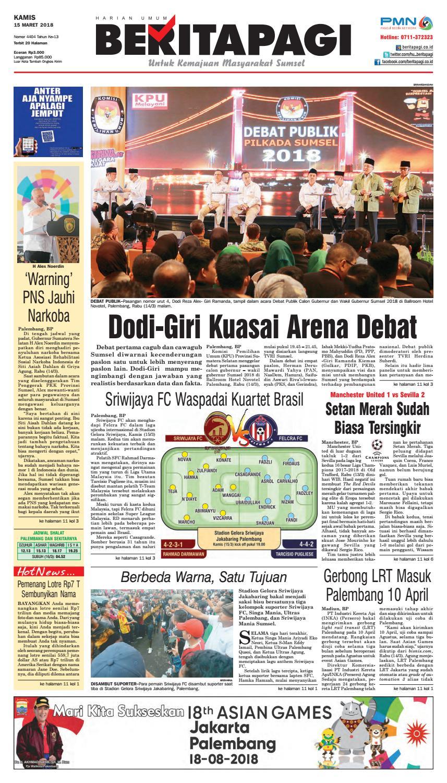 Kamis 15 Maret 2018 By Beritapagi Issuu Produk Ukm Bumn Barbekyu Kelitik Surabaya