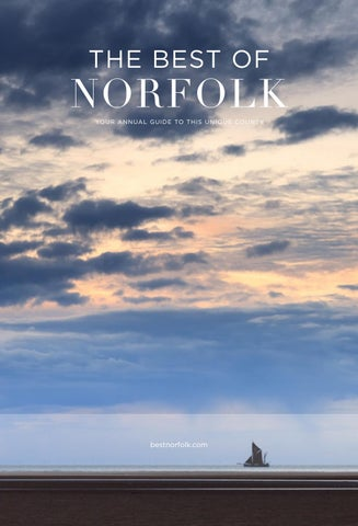 f013e2d33f8 Best of Norfolk 2018 I an annual curated guide to the best of the county