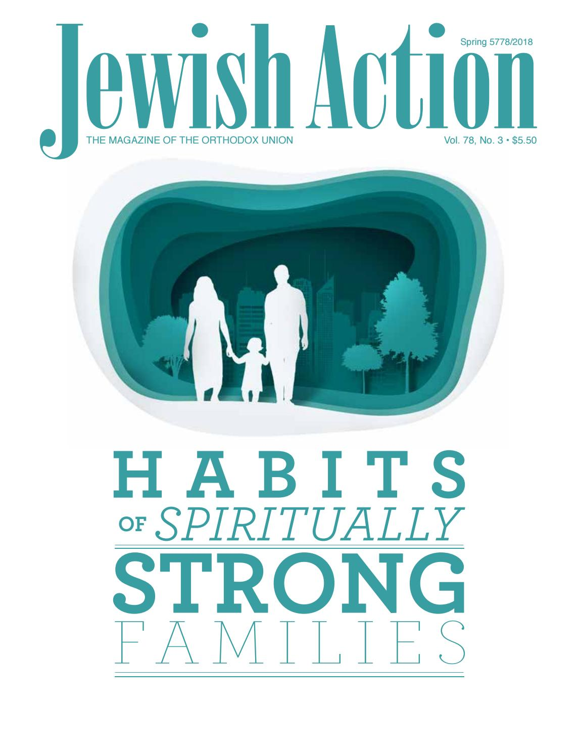 Jewish action spring 57782018 by orthodox union issuu fandeluxe Images