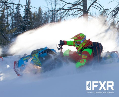 0d9982267707b FXR 2019 Snow Outerwear Booking Catalog by FXR Racing - issuu