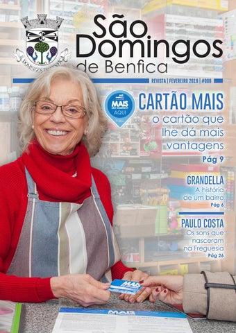 a5e602a06 Revista Fevereiro 2018 |JFSDB by Junta de Freguesia de São Domingos ...