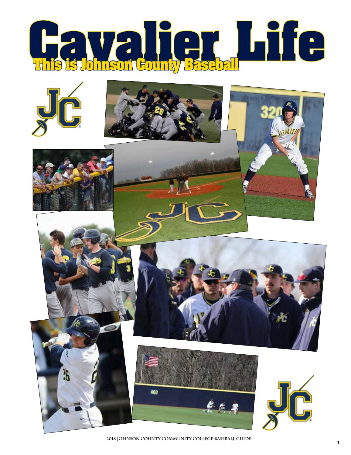 58fcf7a83 2018 jccc baseball guide by Chris Gray - issuu