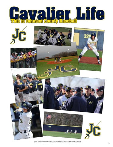 aebab1fda89f4 2018 jccc baseball guide by Chris Gray - issuu