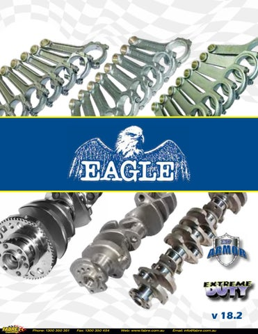 2018 Eagle Specialty Products Catalog by Fabre Australia - issuu
