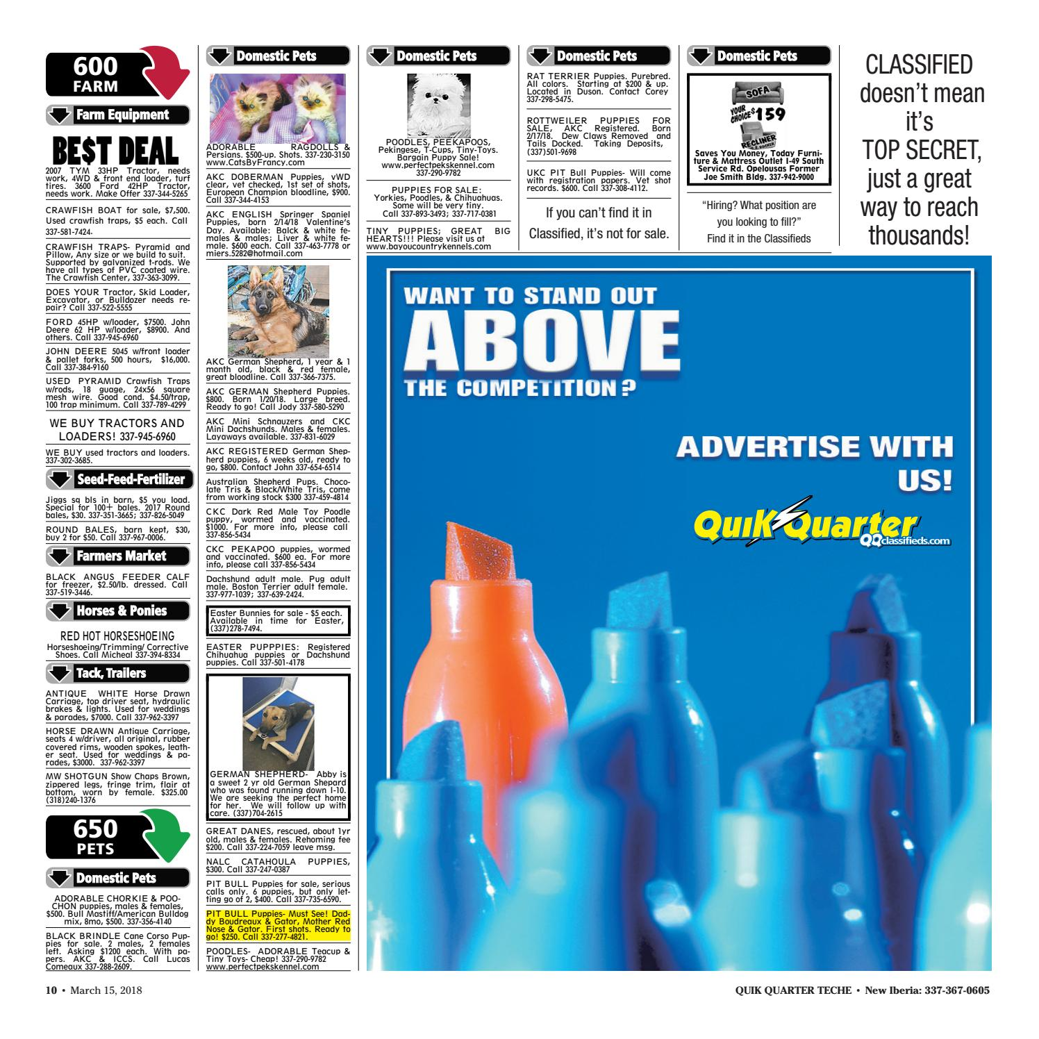QQ Teche_03 15 2018 by Part of the USA TODAY NETWORK - issuu
