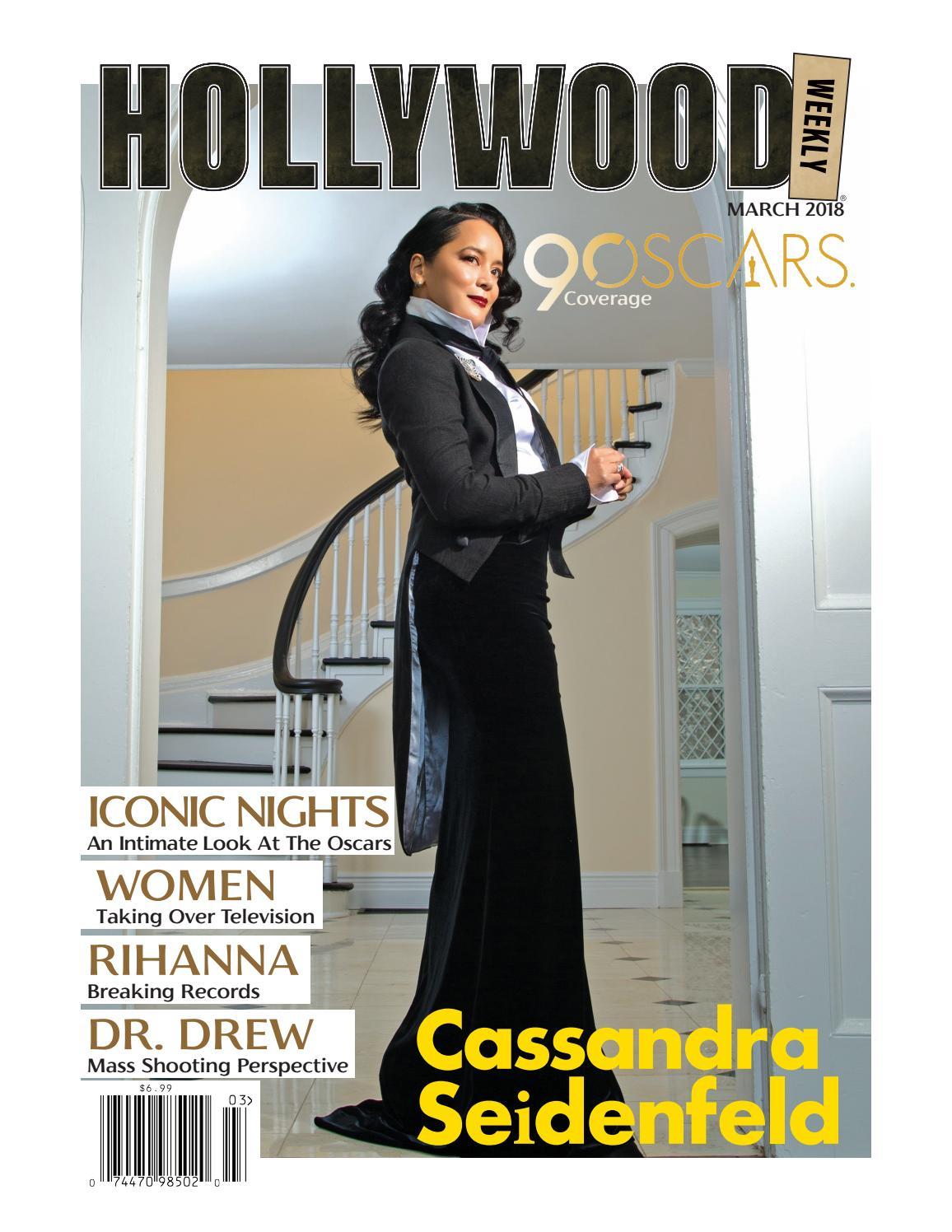 5cf0eb831df 2018 Academy Awards Featuring Cassandra Seidenfeld by Hollywood ...