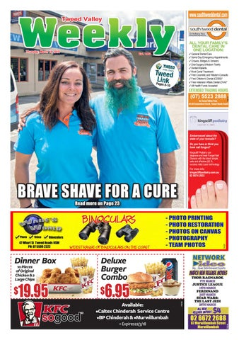 Tweed valley weekly march 15 2018 by tweed valley weekly issuu page 1 fandeluxe Images