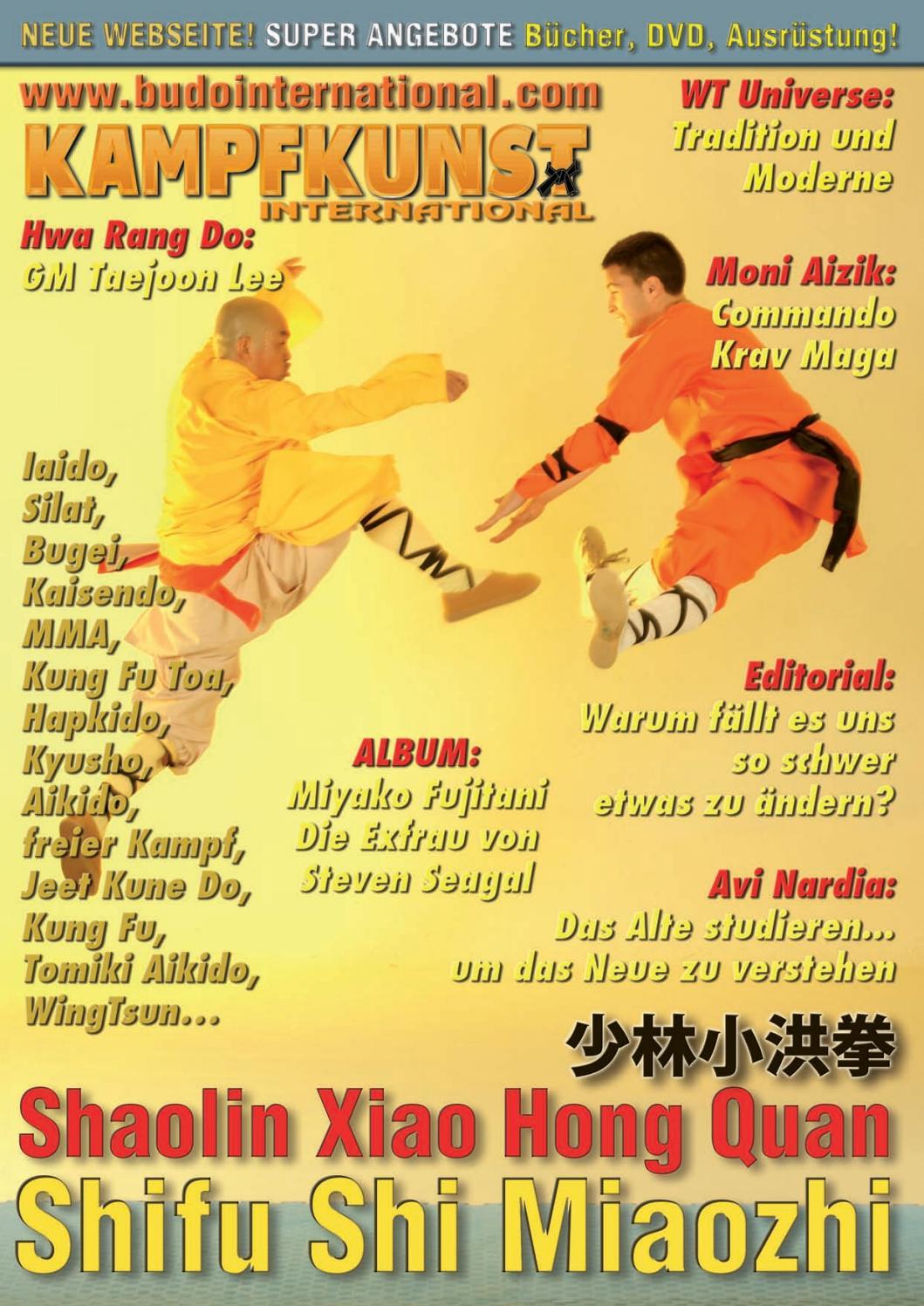 Kampfkunst budo international 354 – märz teil 1 2018 by Budo ...