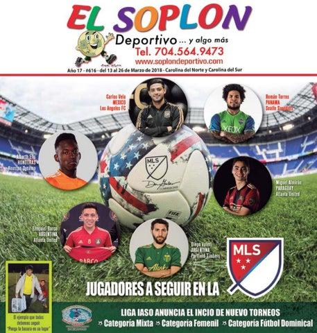 El Soplon deportivo 616 by EL SOPLON DEPORTIVO - issuu a86f954e8b73a
