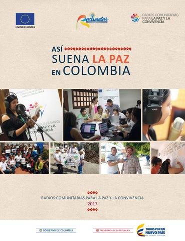 En Tolima y Antioquia saldrán al aire las primeras emisoras de paz ...