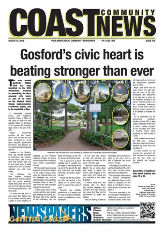 Issue 178 of COAST Community News by Central Coast