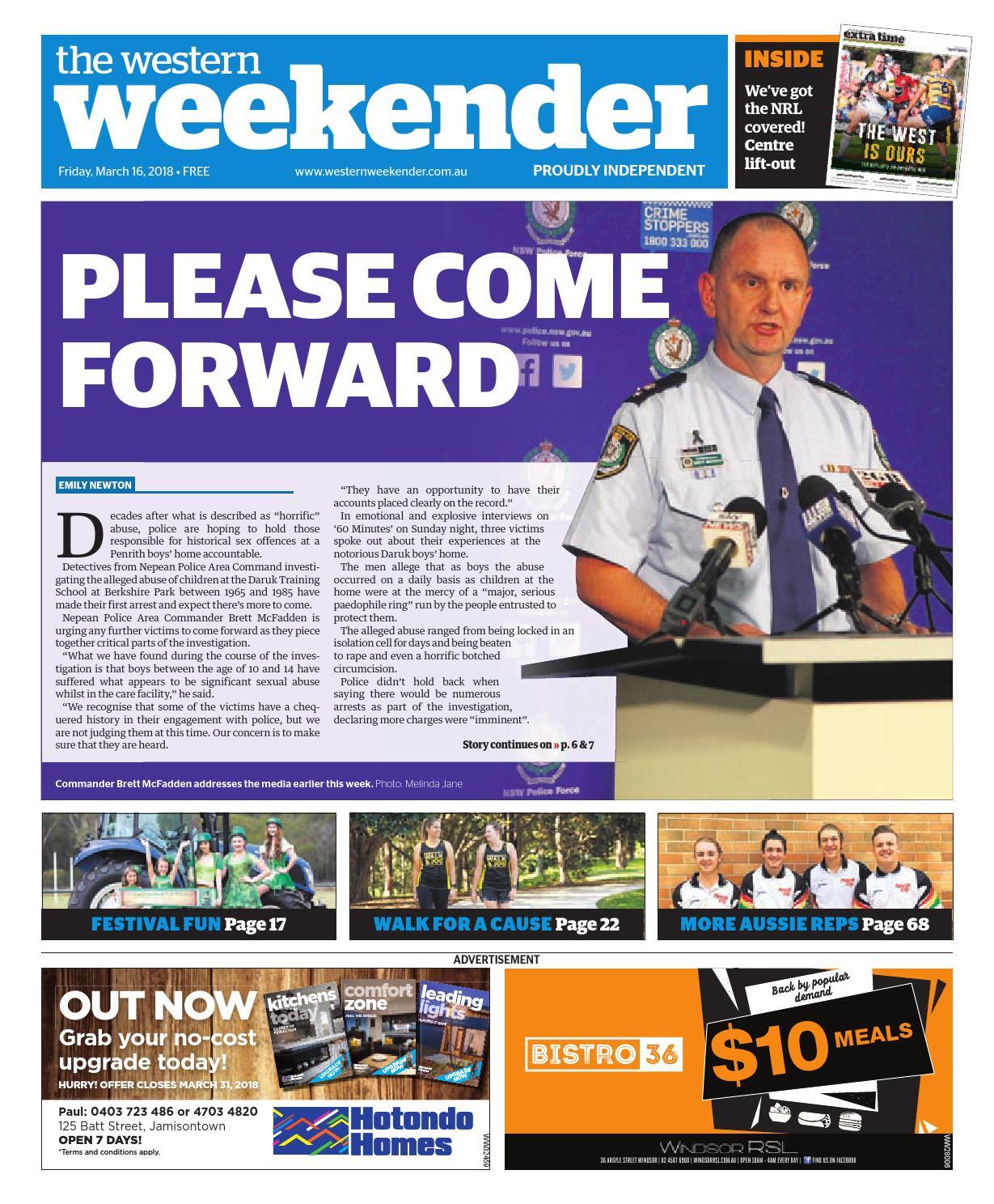 f6c3d672c50 Western Weekender March 16 by Western Sydney Publishing Group - issuu
