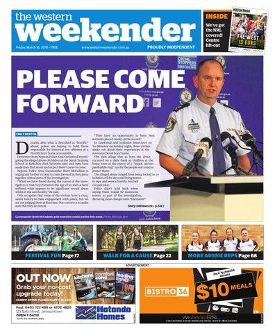 Western Weekender March 16