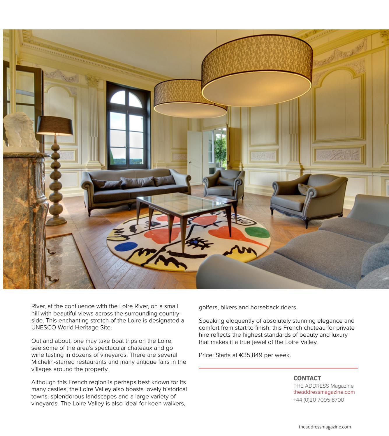 575d2dc30 THE ADDRESS Magazine Volume 29 by Select International CB - issuu