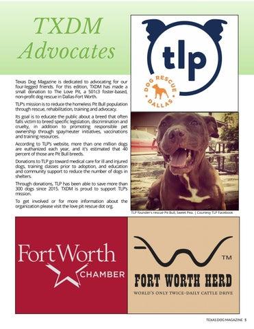 Page 5 of TXDM advocates