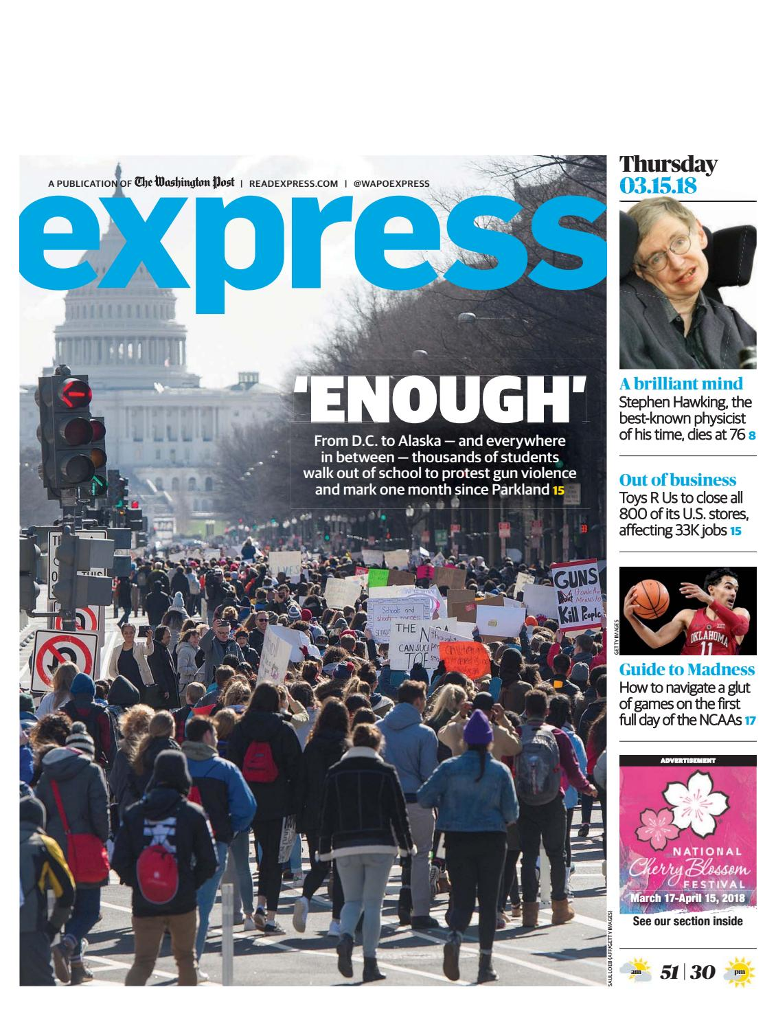 EXPRESS03152018 by Express issuu