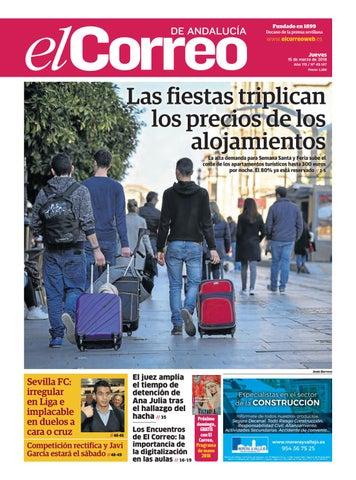 6e88f24470241 15.03.2018 El Correo de Andalucía by EL CORREO DE ANDALUCÍA S.L. - issuu