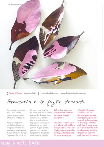 Page 44 of Foglie decorate